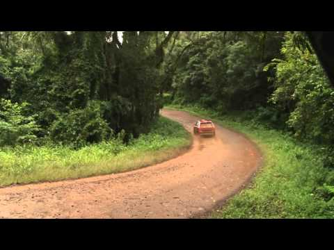 Passagens na SS1 - Rally de Canela 2013