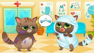 Play Fun Cute Kitten Pet Care - Bubbu - My Virtual Pet Gameplay