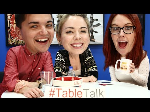 Nikki Phillippi Takes Over the World on #TableTalk