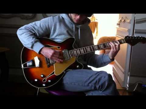 John Lee Hooker Cover (Johnny Rivers)
