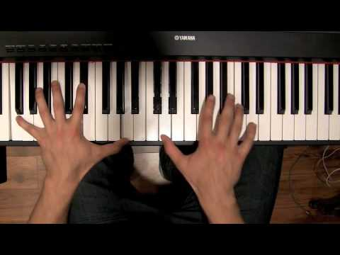 how to play a 2-5-1 bebop lick on piano Music Videos