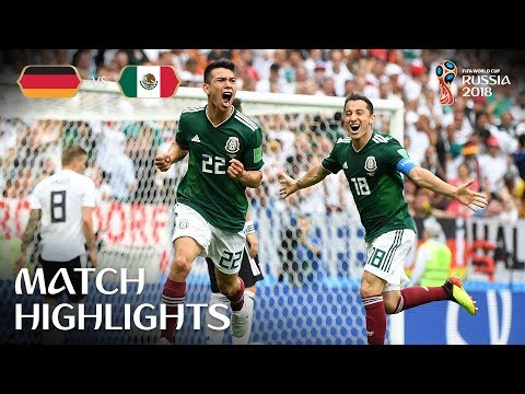 Germany v Mexico - 2018 FIFA World Cup Russia™ - Match 11