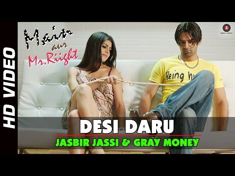 Desi Daru Official Video | Main Aur Mr. Riight | Barun Sobti & Shenaz Treasury | Jaidev Kumar video