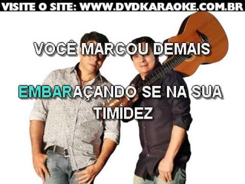Ataide & Alexandre   Voce Marcou Pra Mim