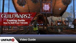 Cooking   Guild Wars 2 Cooking Guide 150 225   Guild Wars 2 Cooking Guide 150 225