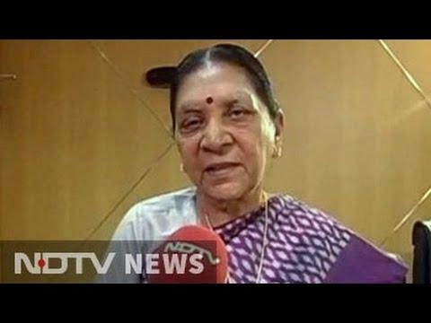 Patidars realised Hardik Patel-led agitation was political: Anandiben Patel