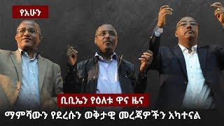BBN Daily Ethiopian News January 28, 2018