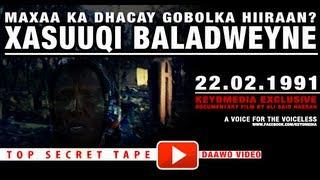 The Somalia Truth - Somalia: The Holocaust of Baladweyne (1991) - A Documentary Film by Ali Said Hassan