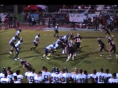Jacob Mahoney Holy Cross High School New Orleans, Louisiana Sophomore Season 2011-2012 - 02/13/2013