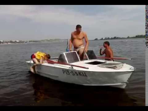 лодка прогресс и ямаха 30 видео
