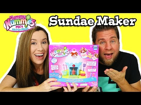 Yummy Nummies Sundae Maker Review And Taste Test