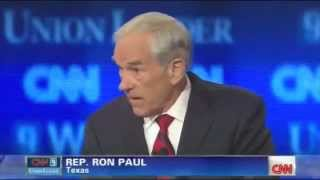 Jon Stewart owns Ron Paul_ I'm sorry Congressman Paul, the correct answer is...