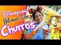 New! Halloween Time Churros at Disneyland! | Halloween Time Food 2018