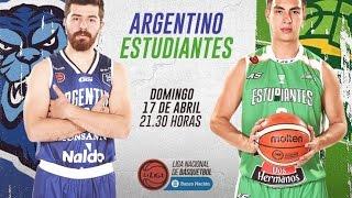 Аргентино Хунин : Эстудиантес Конкордия