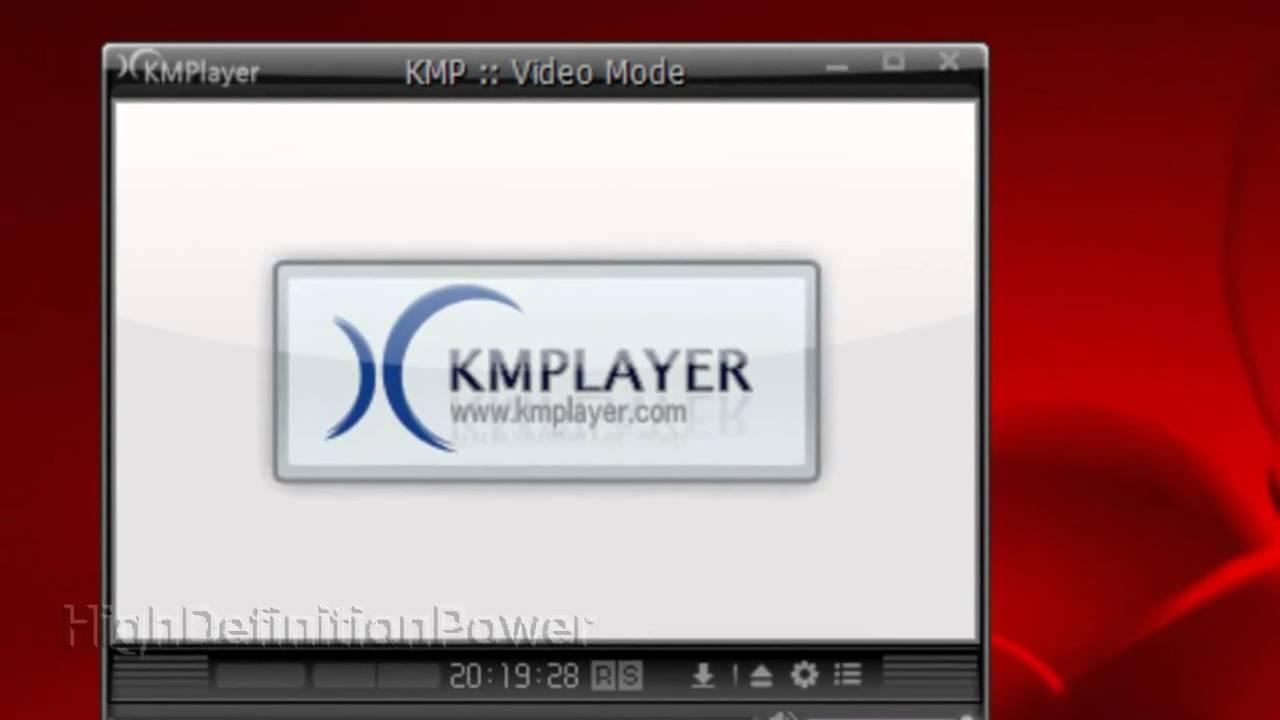 3D Фильтр Kmplayer