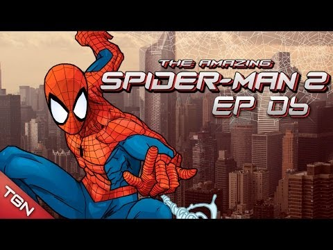 THE AMAZING SPIDERMAN 2: UNA GATITA MUY TRAVIESA #6