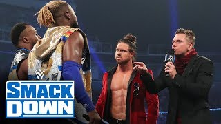 "New Day and The Usos crash The Miz & Morrison's ""The Dirt Sheet"" reunion: SmackDown, Feb. 7, 2020"