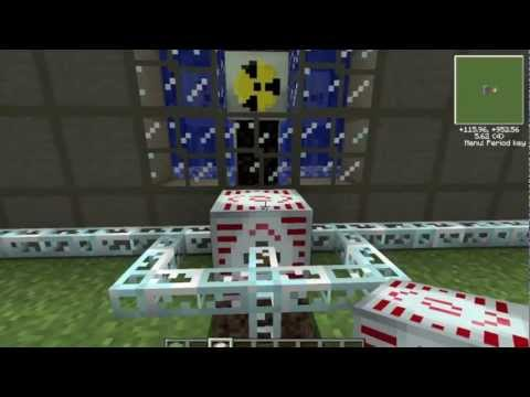Tekkit Nuclear Reactor Tutorial