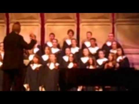 Irish Blessing by St Charles East High School Choral