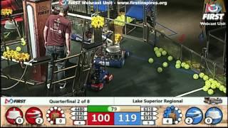 Quarterfinal 2 - 2017 Lake Superior Regional