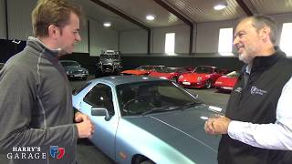Porsche 928 manual review