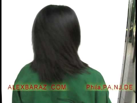 Japanese Straightening Before And After Japanese Hair Straightening
