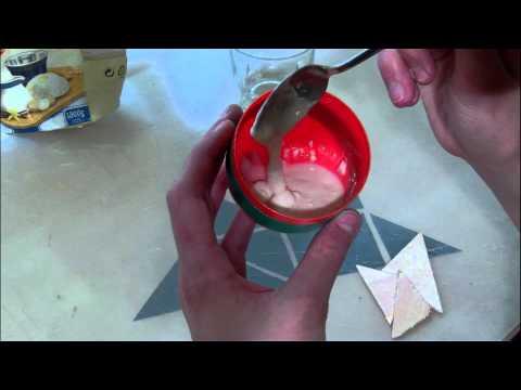Cómo hacer pegamento casero