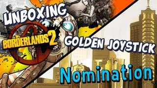 Borderlands Ultimate Loot Chest & Golden Joystick Nomination!