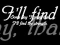 Youtube replay - If I Was The One (lyrics) - Ruff En...