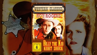 Roy Rogers - Billy the Kid kehrt zurück