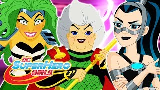 Female Furies | DC Super Hero Girls auf Deutsch