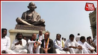 2 MLAs Of Congress Missing; Yeddyurappa Enters Vidhan Soudha | K'taka Updates With Anjana Om Kashyap