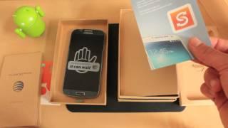 Unboxing Samsung Galaxy S4 Español