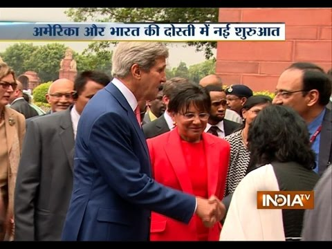 John kerry to meet PM Narendra Modi today
