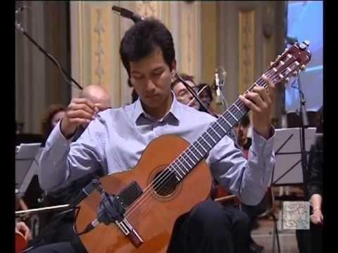 Jonathan Bolivar by Leo Brouwer Concierto Elegiaco.avi
