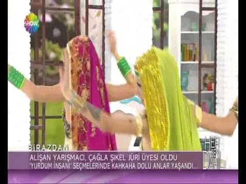 ŞAHMERAN HİNT GRUBU Show TV Herşey Dahil 2014
