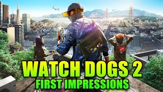 Watch Dogs 2 Overview & Gameplay