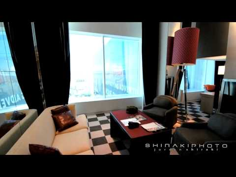 SkyLoft at MGM Grand - 1 Bedroom Walkthrough & Tour