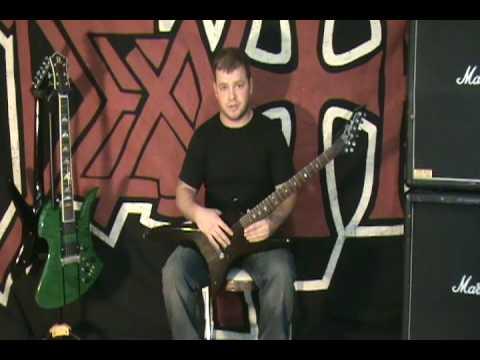 Chuck Schuldiner Guitar essay contest