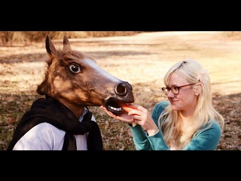 Romantic Comedy About A Woman In Love With A Horse - Funny!!! video