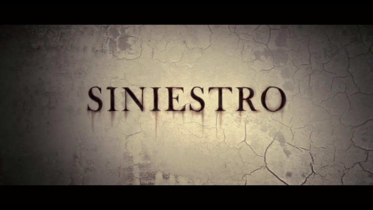 Siniestro -Trailer Ofi...