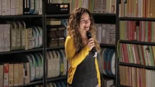 Liz Miele - Comedy - 4/26/2016 - Paste Studios, New York, NY