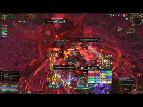 Brothers in arms vs Il'gynoth mythic first kill