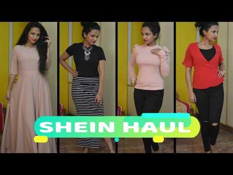 Shein Haul ||  #Shein  || Kavya - BeautywithBrain