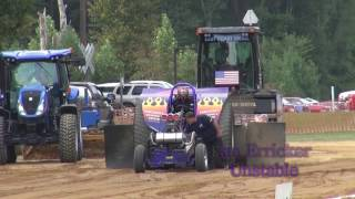 7800 Modified tractor class @ Easton, MD 9/17/16