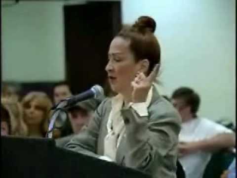 20090608 Christine C Anderson New York Senate Judiciary Committee Testimony Sen John Sampson 2