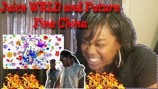Mom Reacts To Future Juice Wrld Fine China Audio Reactions