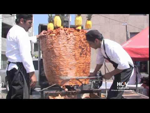 HOY COAHUILA. Día del Taco en Monclova 2015 Ayuntamiento 2014 - 2017