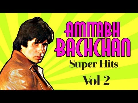 Superhit Songs Of Amitabh Bachchan - Big B Top 10 Hits -  Vol 2 video