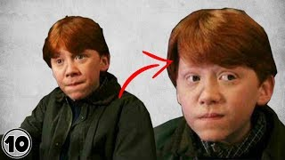 Top 10 Harry Potter Movie Mistakes – Part 2